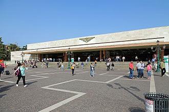 Venezia Santa Lucia railway station - Venezia Santa Lucia railway station
