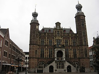 Venlo - Venlo City Hall