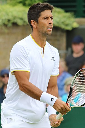 Fernando Verdasco - Verdasco at the 2017 Wimbledon Championships