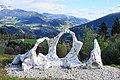 Verditz - Skulpturenpark 01, Gemeinde Treffen, Villach Land, Kärnten.jpg