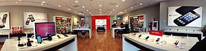 Verizon Wireless - Image: Verizon Wireless Store, Norwalk, CT 06854, USA Feb 2013