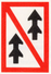Verkeerstekens Binnenvaartpolitiereglement - A.3 (65430).png