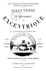 Jules Verne: Le Testament d'un excentrique