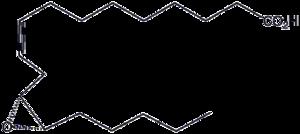 Vernolic acid - Image: Vernolic Acid