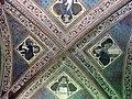 Via angelica, oratorio di s. urbano, volta, santi domenicani, xiv sec. 01.JPG