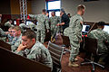 Vice Chief Campbell, SMA Chander visit 'Big Red One' soldiers, discuss resiliency 131029-A-DA002-004.jpg