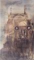 Victor Hugo - Ruinen einer Renaissance-Kolonnade - ca1850.jpeg