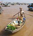 Vietnamese vegetable seller - Flickr - exfordy.jpg