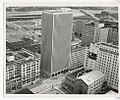 View SE from Henry M Jackson Federal Buildling April 20 1975.jpg