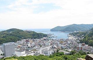 Tsushima, Nagasaki City in Kyushu, Japan