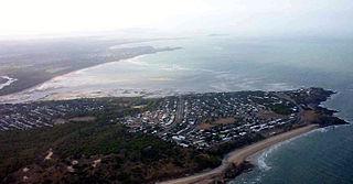Slade Point, Queensland Town in Queensland, Australia
