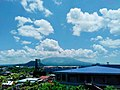 View of Mt. Mayon and Legazpi City downtown from SM Legazpi.jpg