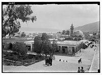 View of Tiberias from the Tiberias Hotel. LOC matpc.03696.jpg
