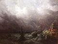 View of floodings in Vallis in 1834 IMG 4914.JPG