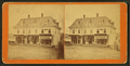 View of stores in Hillsborough, by Charles F. McClary.png