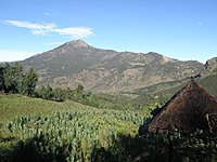 View to Mt Tatamailau, Ainaro on a clear day.jpg