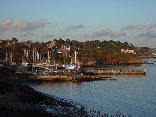 View towards Sandsfoot Castle, Weymouth - panoramio