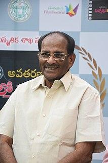 K. V. Vijayendra Prasad Indian film director and screenwriter