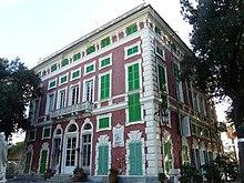 Villa Durazzo-Centurione a Santa Margherita