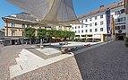 Villach Innenstadt Rathausplatz mit Rathaus SW-Ansicht 02072018 3816.jpg