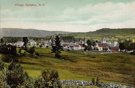 Village, Campton, NH