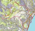 Villeneuve-Loubet OSM 02.png