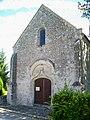 Villeneuve-sur-Verberie (60), hameau de Noël-Saint-Martin, façade ouest église.jpg