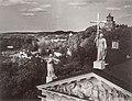 Vilnia, Katedralny-Zamkavaja hara. Вільня, Катэдральны-Замкавая гара (J. Bułhak, 1912).jpg