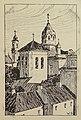 Vilnia, Trajeckaja. Вільня, Траецкая (W. Güthlen, 1917).jpg