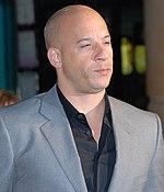 Schauspieler Vin Diesel