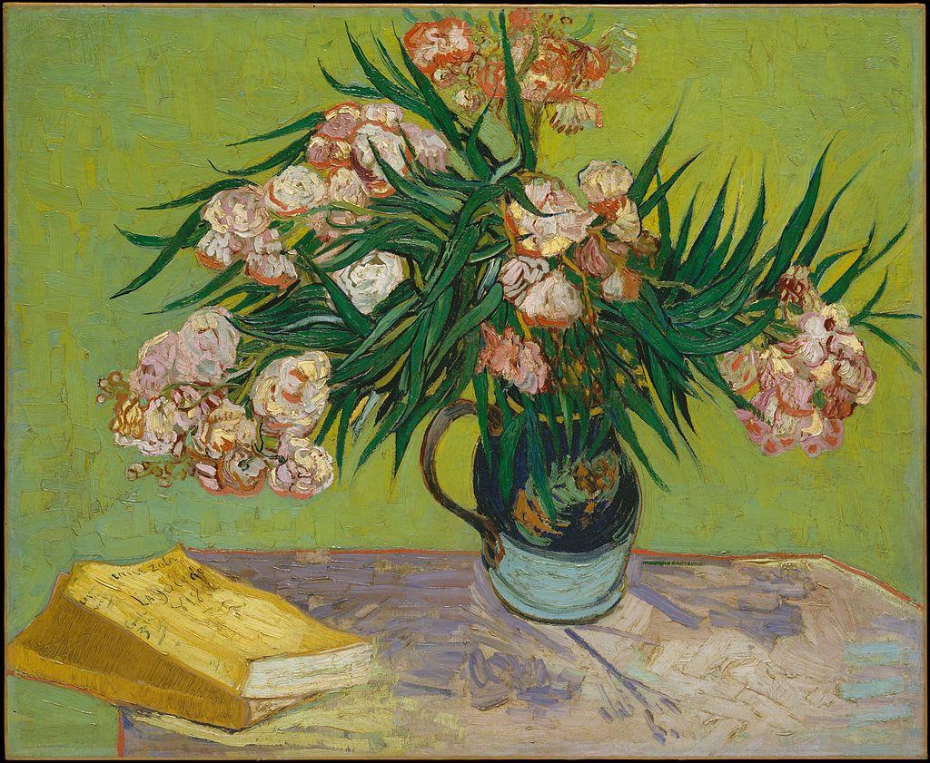 Vincent van Gogh - Oleander.jpg