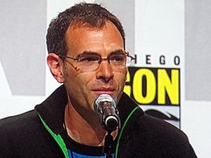 Vincenzo Natali - Natali at the 2010 ComicCon
