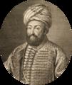 Vinogradov. Portrait of King Teimuraz II of Georgia. 1761 crop.png