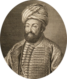 Teimuraz II of Kakheti King of Kartli