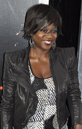 Viola Davis - Davis at the U.S. premiere of Harry Potter and the Deathly Hallows – Part 1 in November 2010