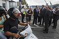 Visita EC inspection of the Gibraltar-Spain border 17.jpg