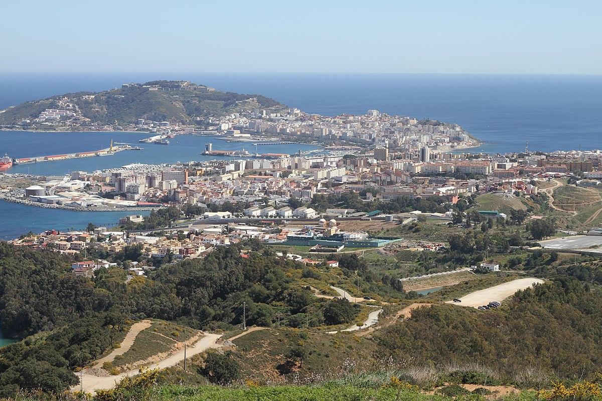 Ceuta - Wikipedia