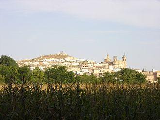 Épila - Panoramic view