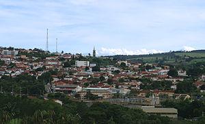 Piraju - Image: Vista parcial Piraju REFON