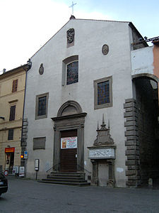 Viterbo - Chiesa di Sant'Angelo in Spatha 1.JPG