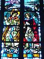 Vitrail - Basilique Saint Sauveur - Dinan - Côtes d'Armor (détail).JPG