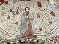 Vittskövle-fresco-Gud skaber sol og måne.jpg
