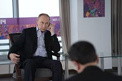 Путин о сексуальной ориентации на олимпиаде