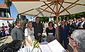 Vladimir Putin at the wedding of Karin Kneissl (2018-08-18) 10.jpg