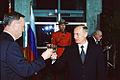 Vladimir Putin in Canada 18-19 December 2000-13.jpg