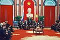 Vladimir Putin in Vietnam 1-2 March 2001-26.jpg