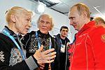 Vladimir Putin visited the Iceberg Skating Palace (2014-02-09) 07.jpg