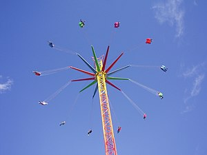 Funtime (manufacturer) - A Star Flyer