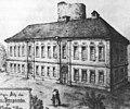 Vorzeitiger Sitz des Ober-Bergamtes zu Wetter Ende 18. Jh.jpg