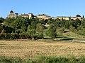 Vue de Pérouges (côté Sud).JPG